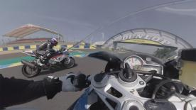 Experience all of the excitement of the French GP from all angles in this 360 degree video