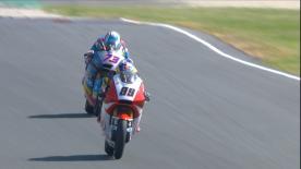 Revivez la première séance d'essais libres de la catégorie Moto2™ au Mans.