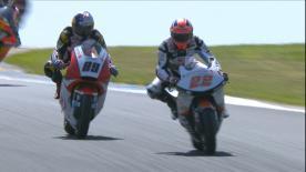 Revivez la deuxième séance d'essais libres de la catégorie Moto2™ au Mans.