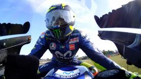 Revivez la première séance d'essais libres de la catégorie MotoGP™ au Mans.