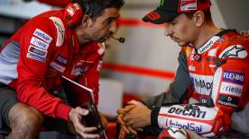 Hear all opinions from the MotoGP™ grid and find out how Friday went at Le Mans