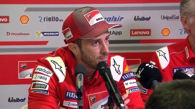Qui évoluera aux côtés de Dovizioso chez Ducati?