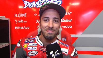 Ducatista's first words: Dovi renews with Ducati