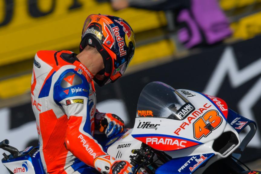 Jack Miller, Alma Pramac Racing, HJC Helmets Grand Prix de France