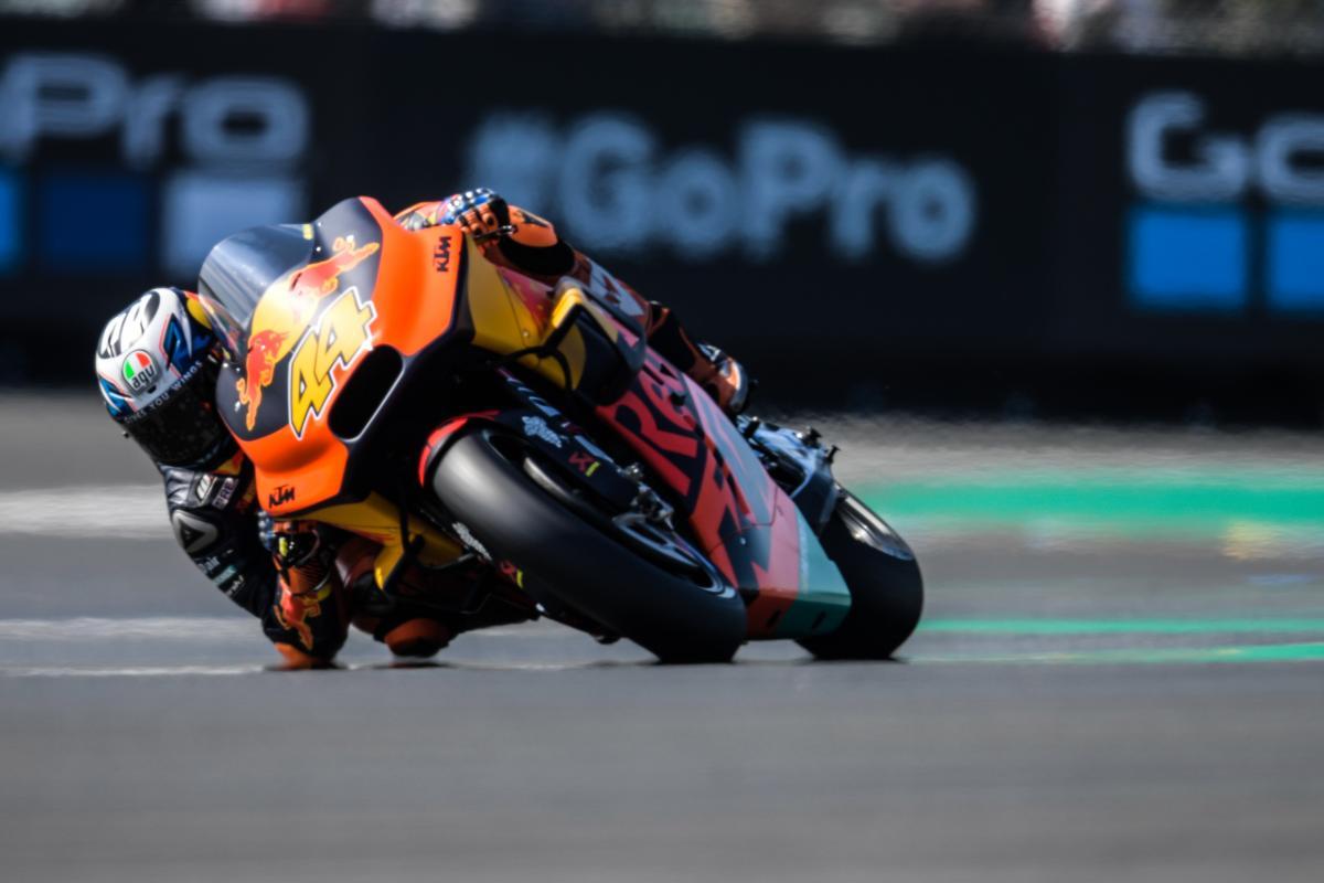 Pol Espargaro puts KTM in P7   MotoGP™