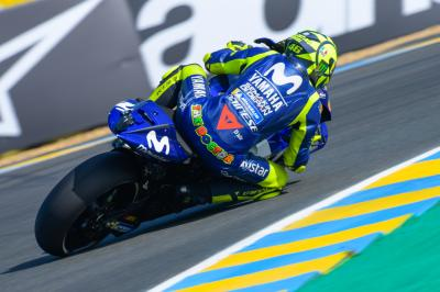 Yamaha make a strong start in Le Mans