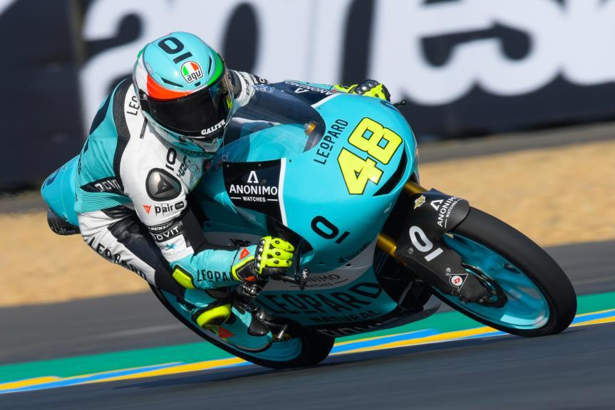 Lorenzo Dalla Porta, Leopard Racing, HJC Helmets Grand Prix de France