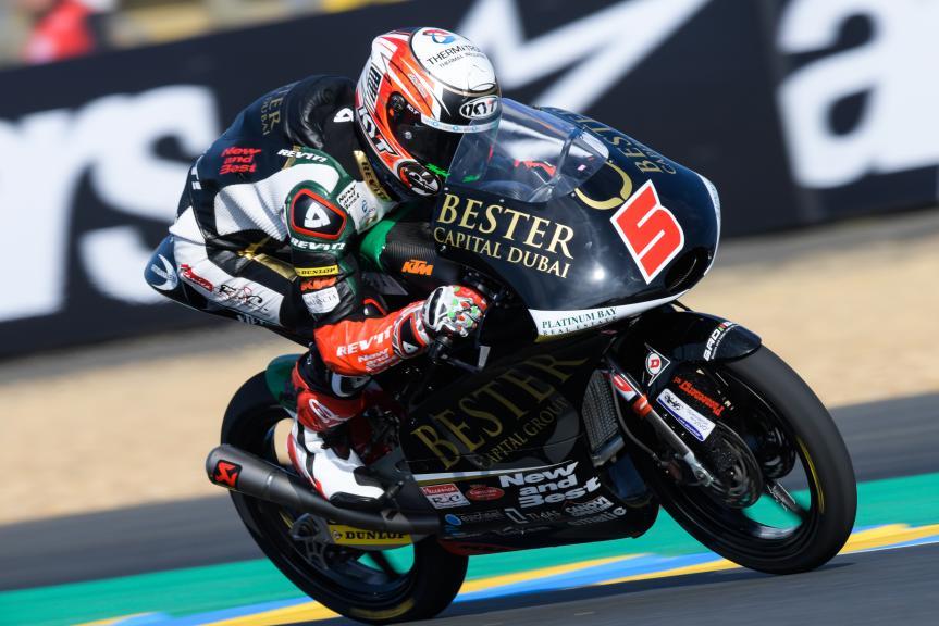 Jaime Masia, Bester Capital Dubai, HJC Helmets Grand Prix de France