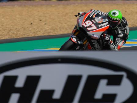 Moto2, Free Practice, HJC Helmets Grand Prix de France