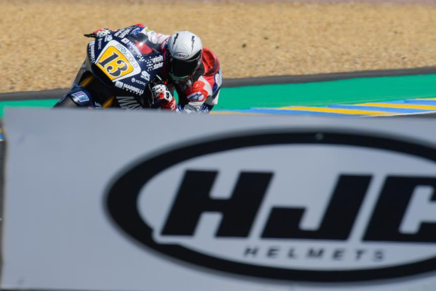 Romano Fenati, Marinelli Snipers Team, HJC Helmets Grand Prix de France