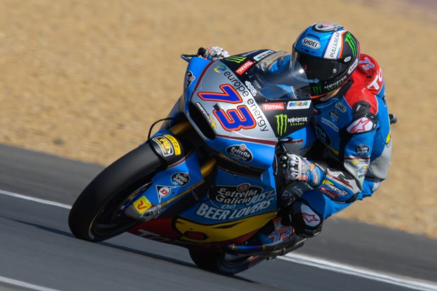Alex Marquez, Eg 0,0 Marc VDS, HJC Helmets Grand Prix de France