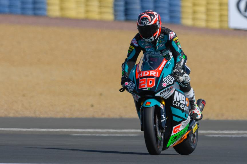 Fabio Quartararo, Speed Up Racing, HJC Helmets Grand Prix de France