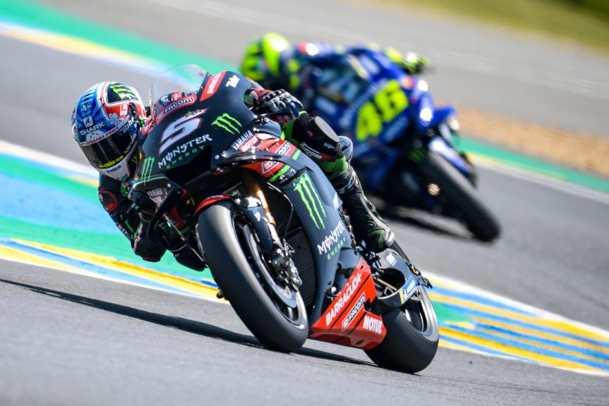 Johann Zarco, Monster Yamaha Tech 3, HJC Helmets Grand Prix de France
