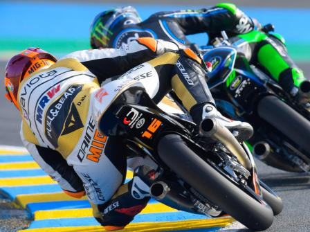 Moto3, Free Practice, HJC Helmets Grand Prix de France