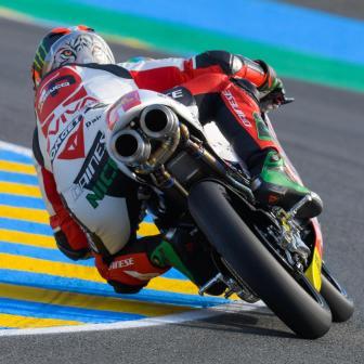 Antonelli bestimmt den ersten Tag in Le Mans