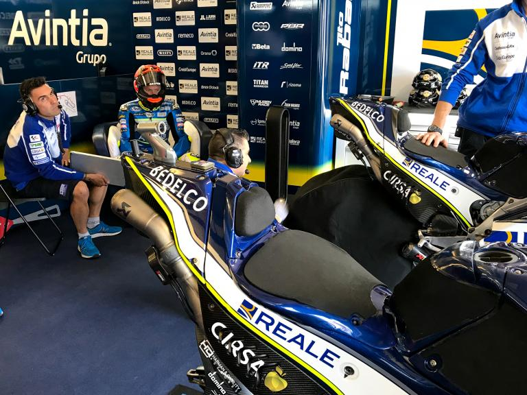 Tito Rabat, Reale Avintia Racing, HJC Helmets Grand Prix de France