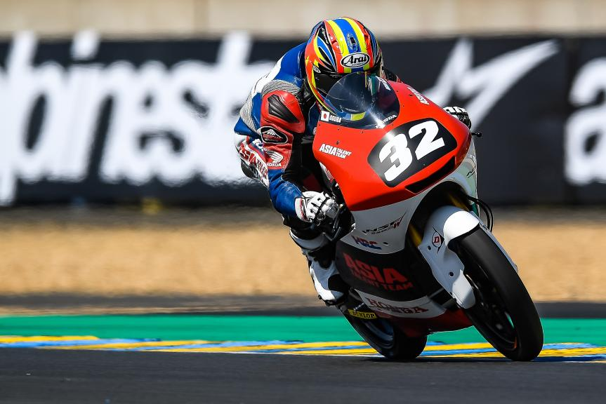 Ai Ogura, Moto3 Junior, FIM CEV Repsol