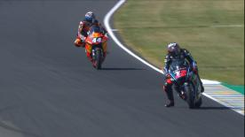 Follow the third Free Practice session for the Moto2™, ahead of Qualifying in Le Mans