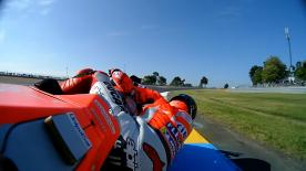 Enjoy the third MotoGP™ Free Practice session at the Bugatti circuit