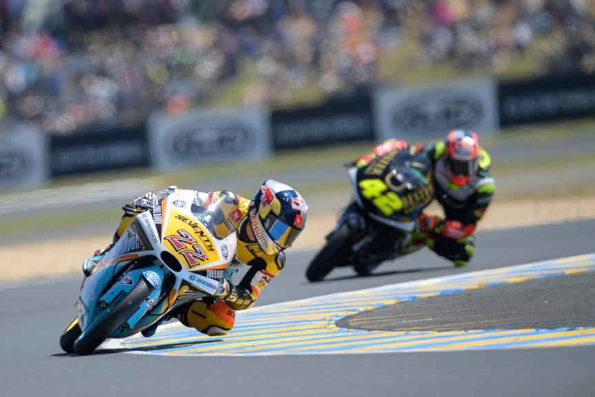 Kazuki Masaki, RBA BOE Skull Rider, HJC Helmets Grand Prix de France