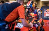 Bradley Smith, Red Bull KTM Factory Racing, HJC Helmets Grand Prix de France