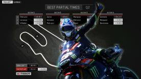 Find out exactly how fast the MotoGP™ riders could have gone at the French GP