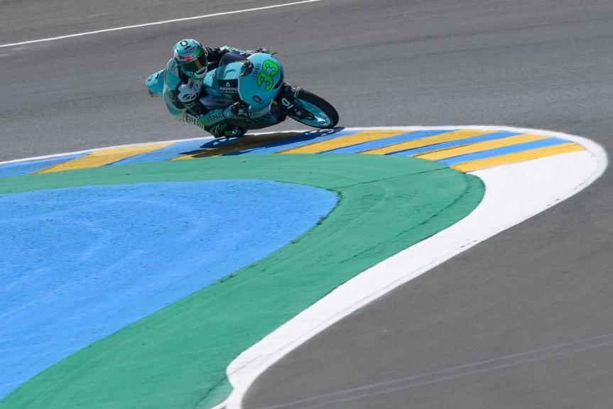 Enea Bastianini, Leopard Racing, HJC Helmets Grand Prix de France