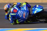 Alex Rins, Team Suzuki Ecstar, HJC Helmets Grand Prix de France