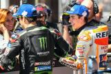 Johann Zarco, Marc Marquez, HJC Helmets Grand Prix de France