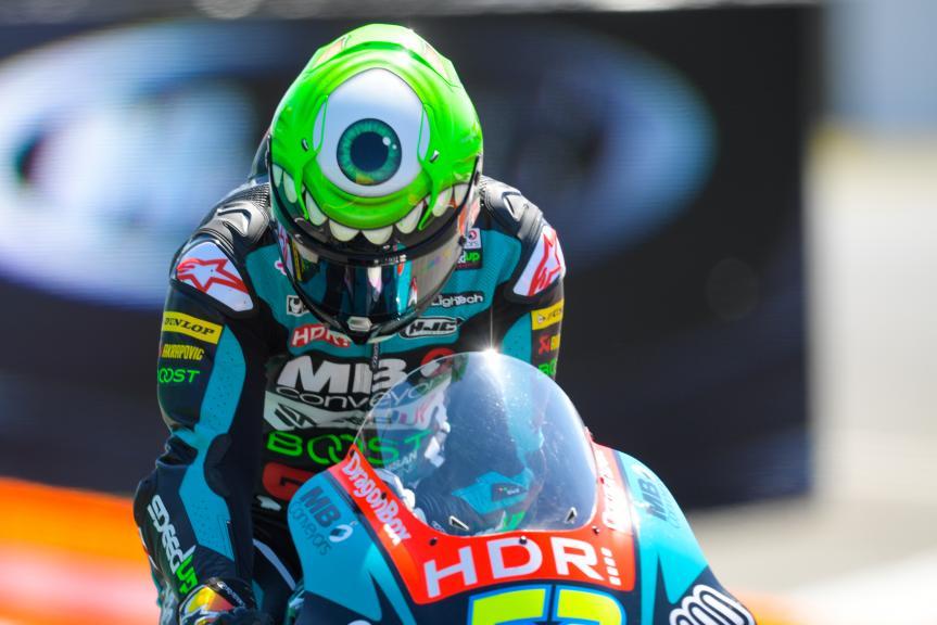 Danny Kent, Speed Up Racing, HJC Helmets Grand Prix de France