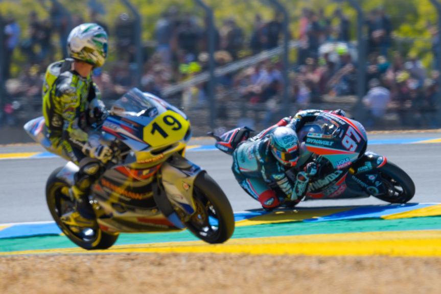 Xavi Vierge, Dynavolt Intact GP, HJC Helmets Grand Prix de France