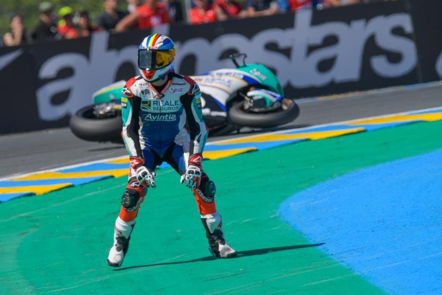 Xavier Cardelus, Team Stylobike, HJC Helmets Grand Prix de France