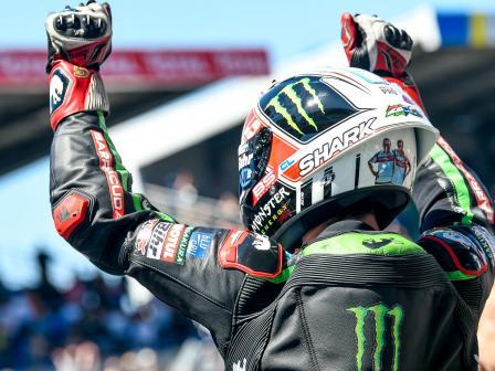 MotoGP, Free Practice, HJC Helmets Grand Prix de France