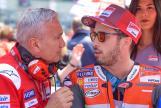 Andrea Dovizioso, Ducati Team, HJC Helmets Grand Prix de France