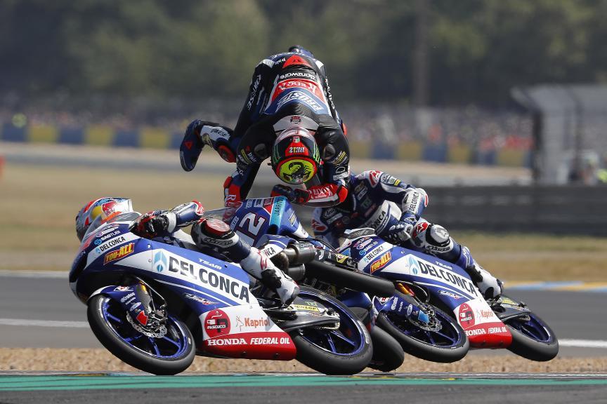 Marco Bezzecchi, Pruestelgp, HJC Helmets Grand Prix de France @Jaime Olivares