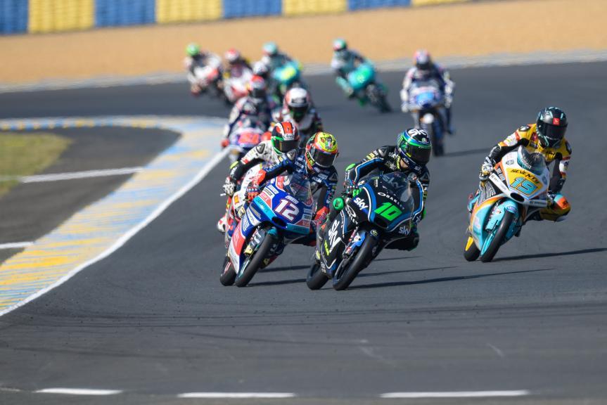 Moto3, HJC Helmets Grand Prix de France