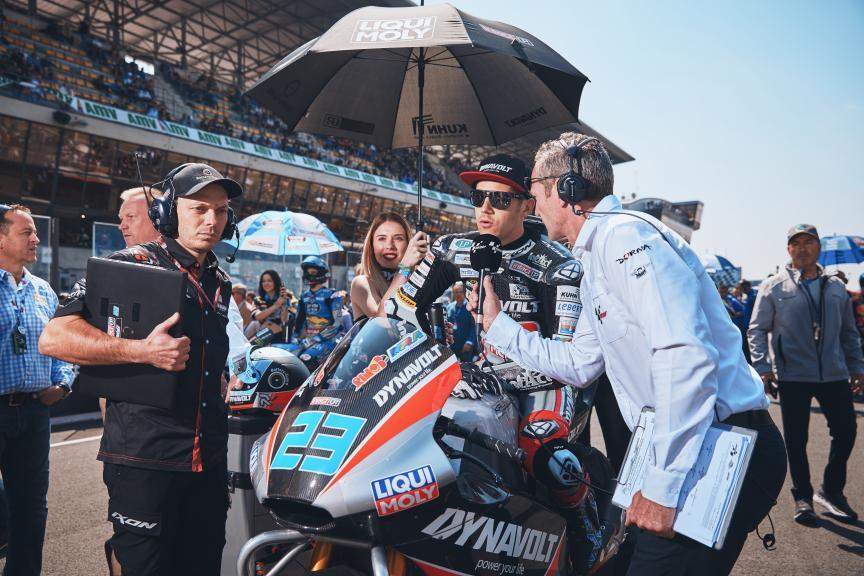 Marcel Schrotter, Dynavolt Intact GP, HJC Helmets Grand Prix de France
