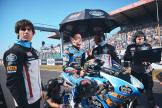 Aron Canet, Estrella Galicia 0,0, HJC Helmets Grand Prix de France@Alex Chailan / David Piolé