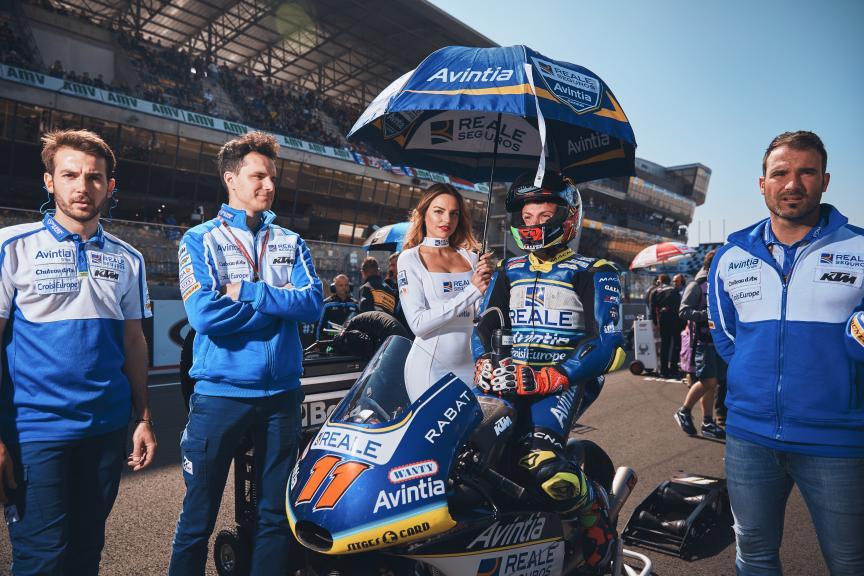 Livio Loi, Reale Avintia Academy, HJC Helmets Grand Prix de France @Alex Chailan / David Piolé