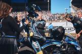 Nicolo Bulega, Sky Racing Team VR46, HJC Helmets Grand Prix de France @Alex Chailan / David Piolé