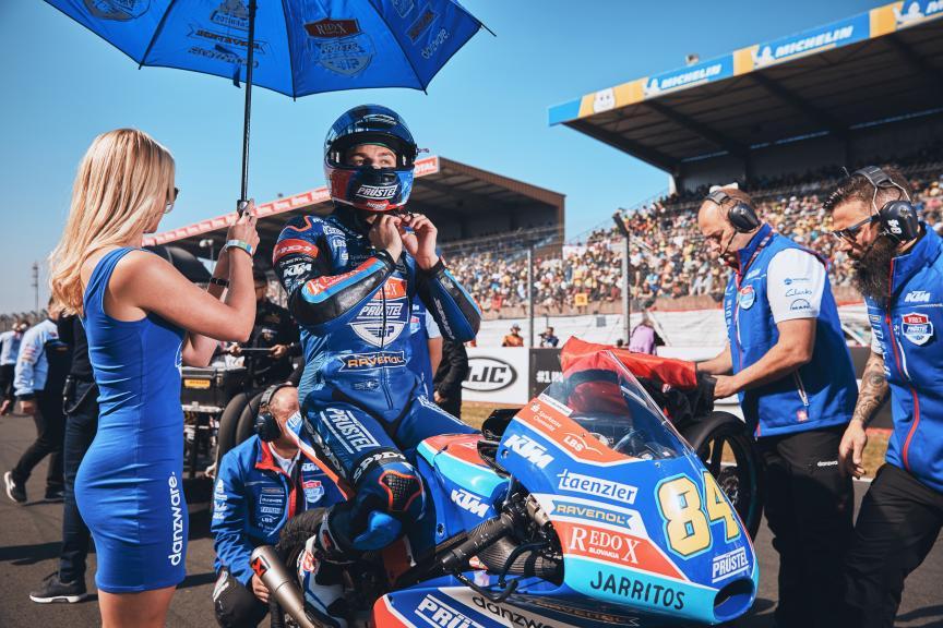 Jakub Kornfeil, Pruestelgp, HJC Helmets Grand Prix de France @Alex Chailan / David Piolé