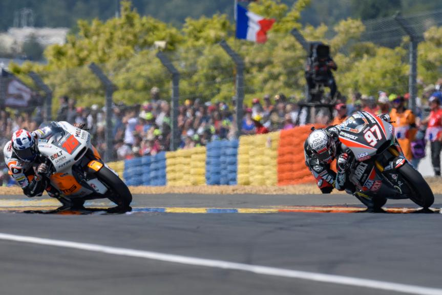 Moto2, HJC Helmets Grand Prix de France