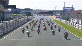 The full race session at the #FrenchGP of the Moto2™ World Championship.