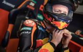 Brad Binder, Red Bull KTM Ajo, HJC Helmets Grand Prix de France