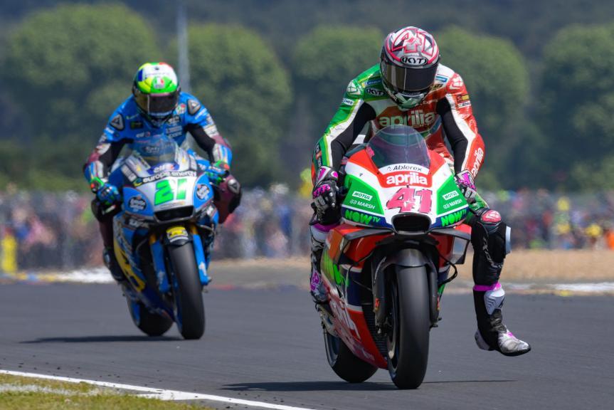 MotoGP, HJC Helmets Grand Prix de France
