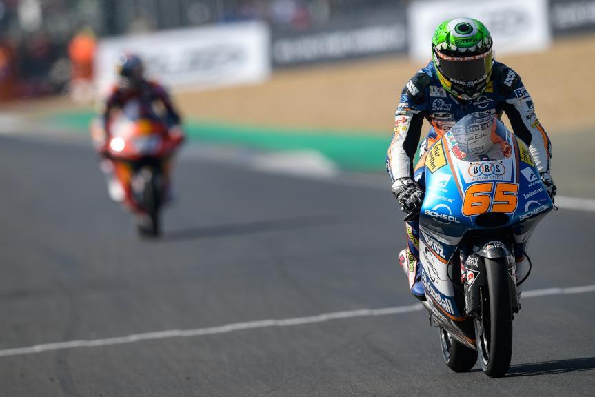 Philipp Oettl, Sudmetal Schedl GP Racing, HJC Helmets Grand Prix de France