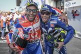 Valentino Rossi, Danilo Petrucci, HJC Helmets Grand Prix de France
