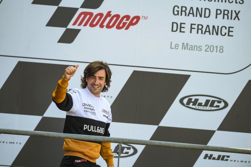 Gelete Nieto, Angel Nieto Team Moto3, HJC Helmets Grand Prix de France
