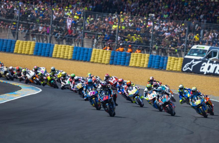 Moto2, HJC Helmets Grand Prix de Franc