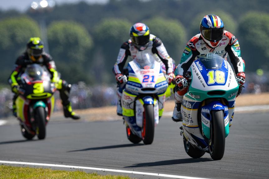 Moto2, HJC Helmets Grand Prix de France